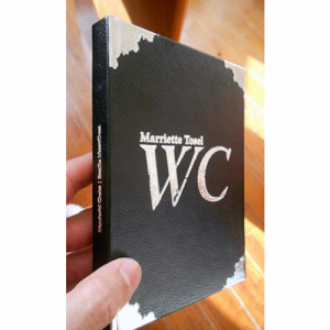 Capa do livro WC - Wonderful Choice, de Marriette Tosel.