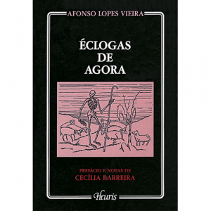 Capa do livro Éclogas de Agora, de Afonso Lopes Vieira. Europress - Heuris