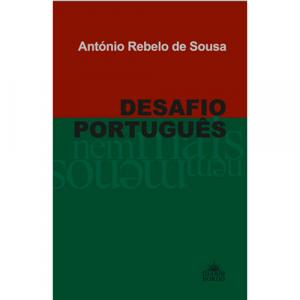 Capa do livro Desafio Português, de António Rebelo de Sousa. Diário de Bordo