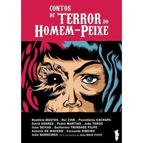 CONTOS DE TERROR DO HOMEM-PEIXE – Escritório Editora