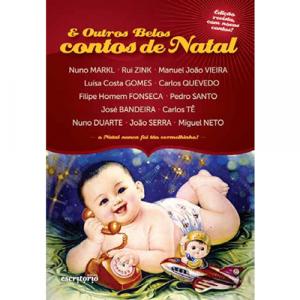 Capa do livro E Outros Belos Contos de Natal. Escritório Editora