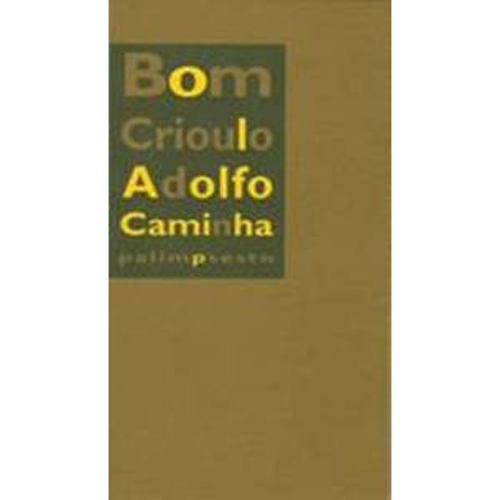 BOM-CRIOULO – Palimpsesto Editora