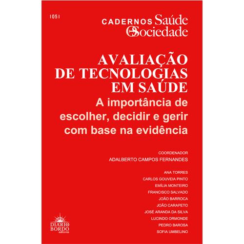 AVALIAÇÃO DE TECNOLOGIAS EM SAÚDE – Diário de Bordo