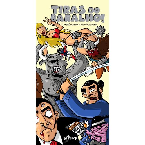 TIRAS DO BARALHO! – El Pep Books