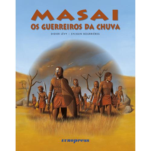 MASAI – OS GUERREIROS DA CHUVA – Novo Mundo