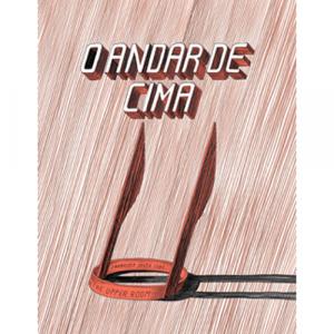 Capa do livro O Andar de Cima, de Francisco Sousa Lobo. Chili com Carne