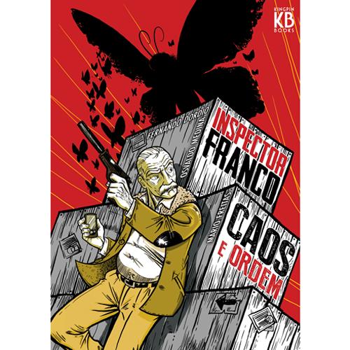 INSPECTOR FRANCO – CAOS E ORDEM – Kingpin Books