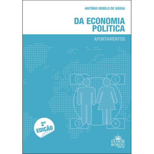 DA ECONOMIA POLÍTICA 2ª EDIÇÃO – Diário de Bordo