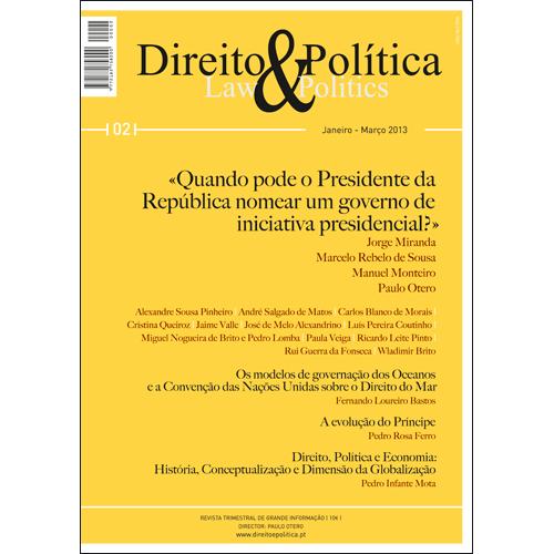 DIREITO & POLÍTICA N.º 2 – Diário de Bordo