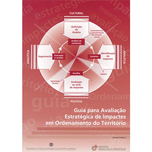 GUIA PARA AVALIAÇÃO ESTRATÉGICA DE IMPACTES EM ORDENAMENTO DO TERRITÓRIO – DGOTDU
