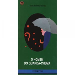 Capa do livro O Homem do Guarda-Chuva, de Isabel Mendonça Soares. Europress - O Índio Maluco