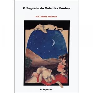 Capa do livro O Segredo do Vale das Fontes, de Alexandre Parafita. Europress - Dorme Bem