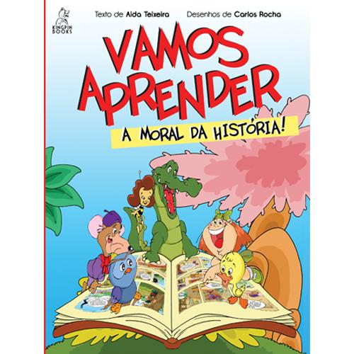 VAMOS APRENDER – Kingpin Books