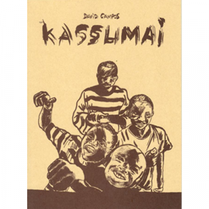 Capa do livro Kassumai, de David Campos. Chili com Carne