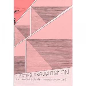 Capa do livro O Desenhador Defunto, de Francisco Sousa Lobo. Chili com Carne