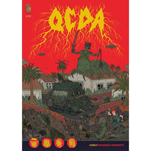 QCDA – Chili com Carne