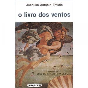 Capa do livro O Livro dos Ventos, de Joaquim António Emídio. Europress - O sol no tecto