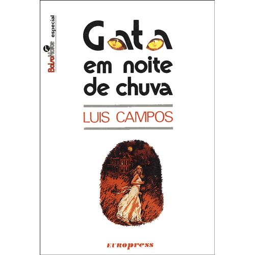 GATA EM NOITE DE CHUVA – BolsoNoite Especial