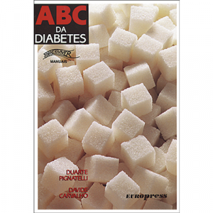 Capa do livro ABC da Diabetes, de Duarte Pignatelli e Davide Carvalho. Europress - Sobre(o)viver