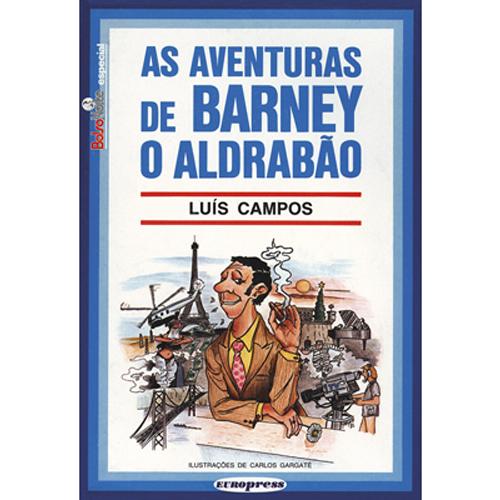 AS AVENTURAS DE BARNEY, O ALDRABÃO – BolsoNoite Especial