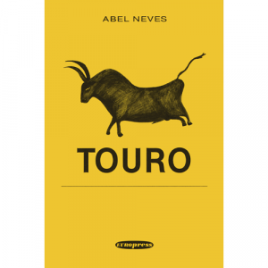 Capa do livro Touro, de Abel Neves. Europress - Máscara