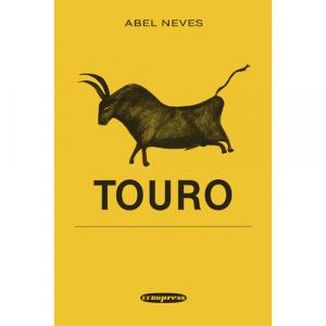 Capa do livro Touro, de Abel Neves. Europress - Máscara