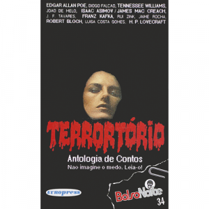 Terrortório - Antologia de Contos. Europress Editora - BolsoNoite