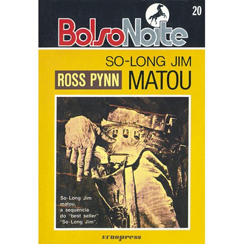 """SO LONG"" JIM MATOU"" – BolsoNoite"