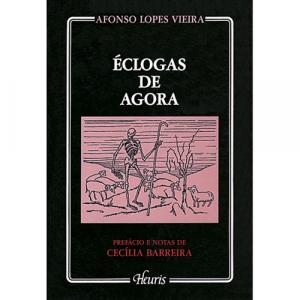 Capa do livro Éclogas de Agora, de Afonso Lopes Vieira. Europress - Heuris