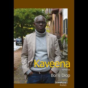 Capa do livro Kaveena - Romance, de Boris Diop. Europress Editora