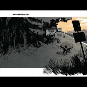 Página 1 do livro Southern Bastards - Volume 1 Aqui Jaz um Homem de Jason Aaron e Jason Latour