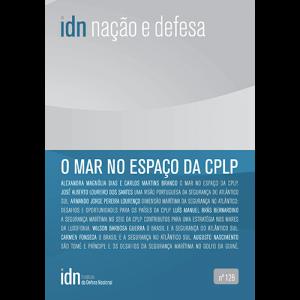 Capa da revista Nação & Defesa nº128 - O Mar no Espaço da CPLP. Instituto da Defesa Nacional