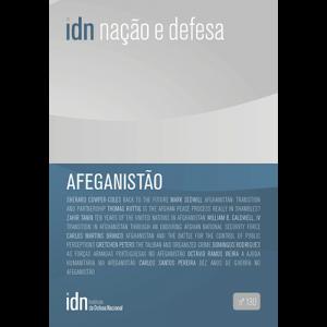 Capa da revista Nação & Defesa nº130 - Afeganistão. Instituto da Defesa Nacional