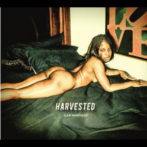 Capa do livro Harvested, de Ilan Manouach. Chili com Carne