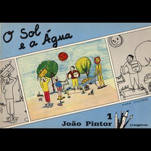 Capa do livro O Sol e a Água, colecção João Pintor. Europress