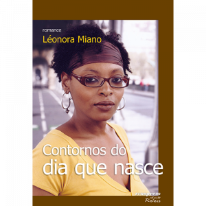 Capa do livro Contornos do Dia que Nasce, de Léonora Miano. Europress Editora