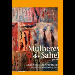 Capa do livro Mulheres do Sahel, de Angéle Bassolé-Ouédraogo. Europress Editora