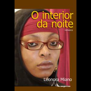 Capa do livro O Interior da Noite, de Léonora Miano. Europress Editora