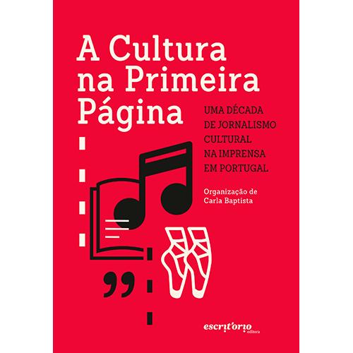 A Cultura na Primeira Página