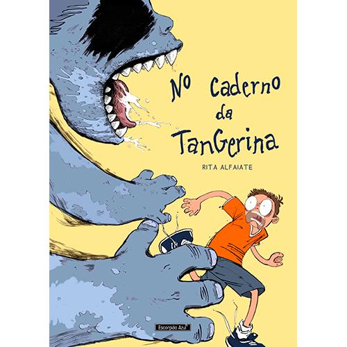 No Caderno da Tangerina, de Rita Alfaiate