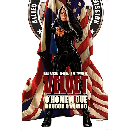 Velvet Vol.3: O Homem que Roubou o Mundo