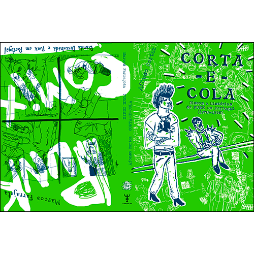 Corta-e-Cola/Punk Comix