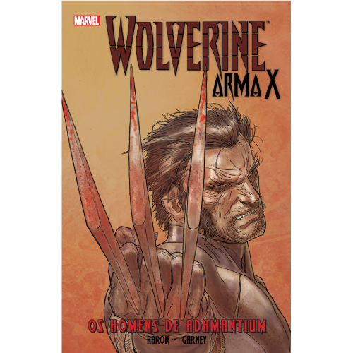 Wolverine Arma X vol. 1