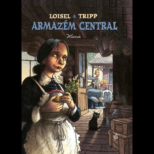 ARMAZEM-CENTRAL